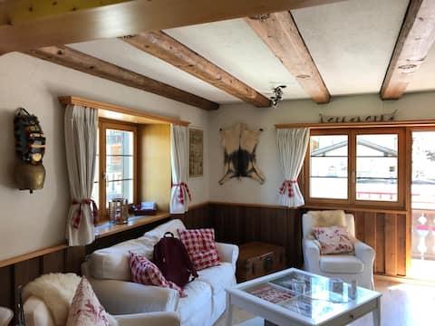 Attractiv 3 Bedroom Apartement in Klosters