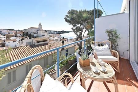 101.16_Charming & Stunning and Stylish apartment with terrace with sea view.