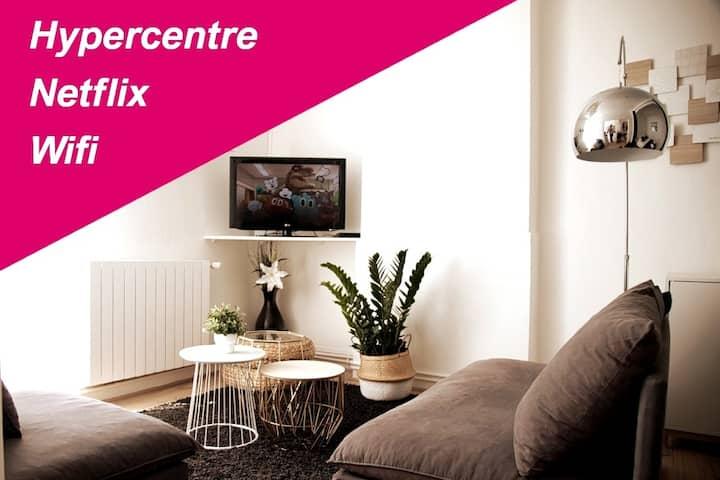 Appartement CoeurDeVienne - hypercentre