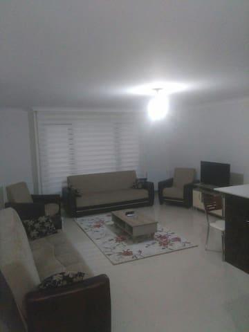 Pelitlide 1+1  daire - Pelitli Belediyesi - Appartement