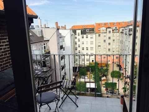 Hyggelig 3-værelses lejlighed på Amagerbrogade