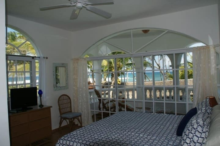 Beautiful 2 Bed/2 Bath Condo Overlooking the Ocean - Cabarete - Byt