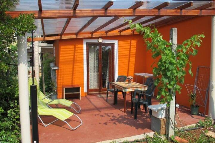 Chalet Iris Umag area just 5 min from the beach