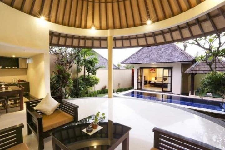 Monthly Offer 2 Bedroom Private Pool Villa Umalas