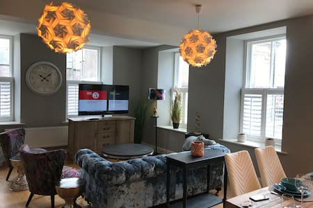 Modern Berwick Apartment