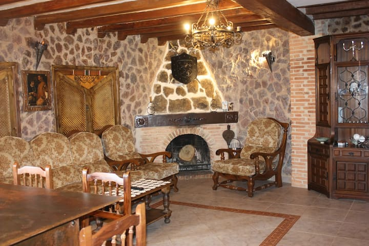 Casa Rural El Palatino. Miranda del Castañar