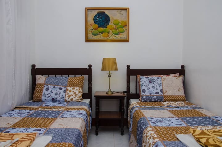 Lola Itang Bed and Breakfast, Private Room