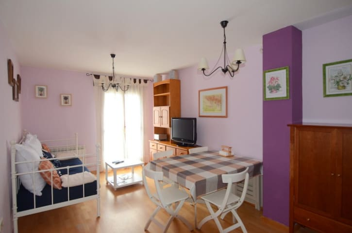 Biescas: 2 dormitorios - 6 huéspedes