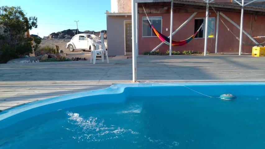 ESPEJU DE LA MAR, Bahia Inglesa,Atacama Chile 2020