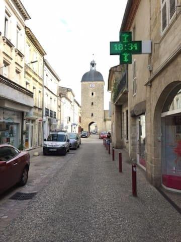 Bel appartement au coeur de la vielle ville