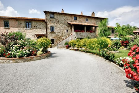 La Mucchia - Nr.2, sleeps 2 guests in Cortona - Cortone