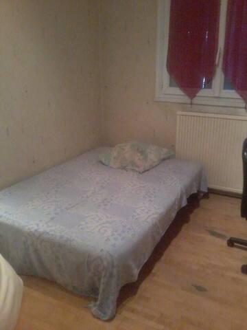 chambre chez habitant