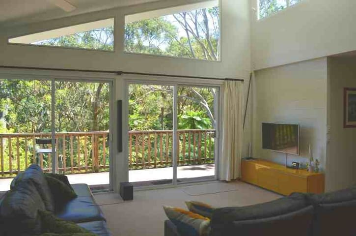 4 bedroom house in bushland setting near Manly - Allambie Heights