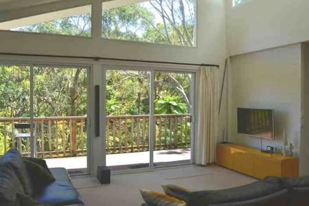 3 bedroom house in bushland setting near Manly - Allambie Heights - Casa