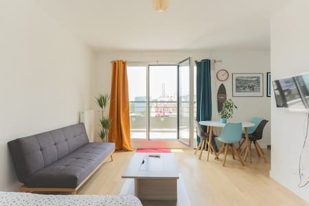 Beautiful apartment with terrace - BRAND NEW