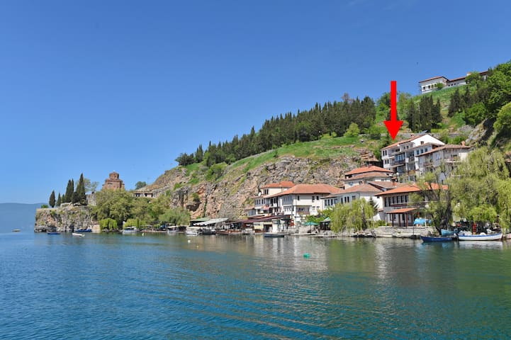 Lake View Apartment St.John Monastery( Mid Unit)