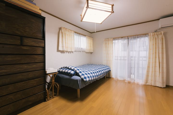Easy to Access FUK Airport - Fukuoka City Sawara-ku - Huis