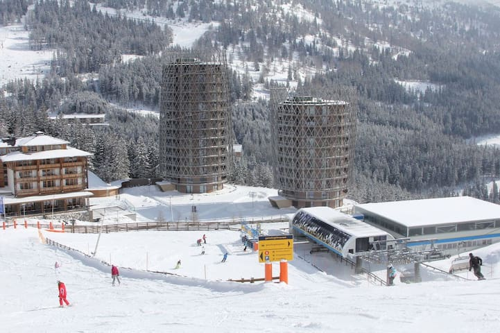 Premium Edel Weiss Apartmants - Katschberghöhe 6  - Pis