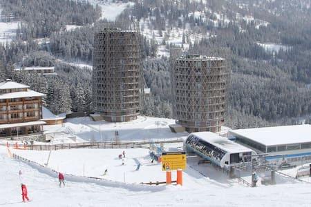 Premium Edel Weiss Apartmants - Katschberghöhe 6  - 아파트