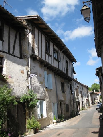 The French House - Saint-Jean-de-Côle - Leilighet