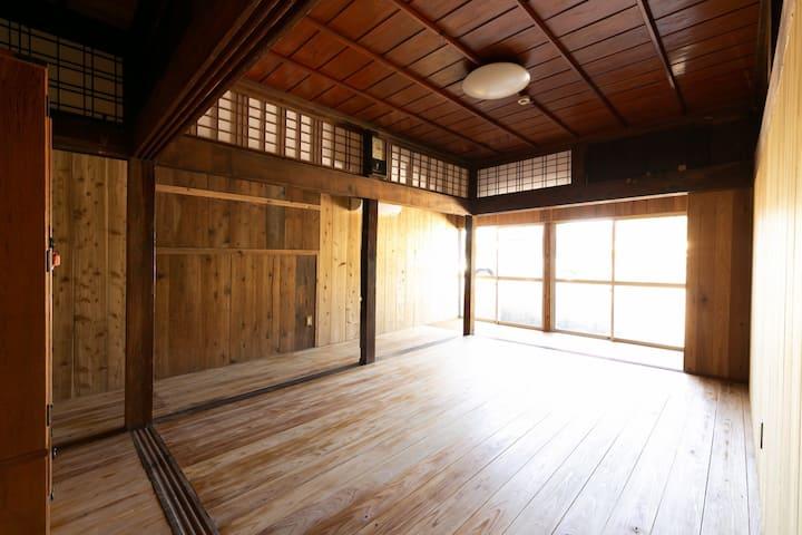 屋久杉楼 七福(1階のお部屋)