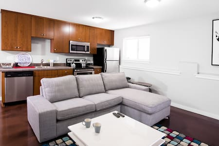Modern and comfortable new build apartment. - Portland - Appartement