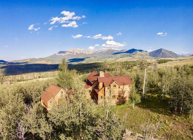 Special Event for 16 max. near Telluride/54 acres