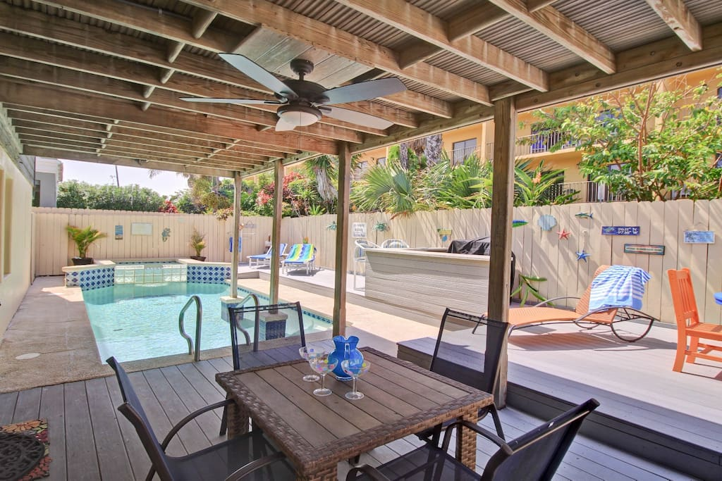 Bedroom Beach House To Rent On South Padre Island