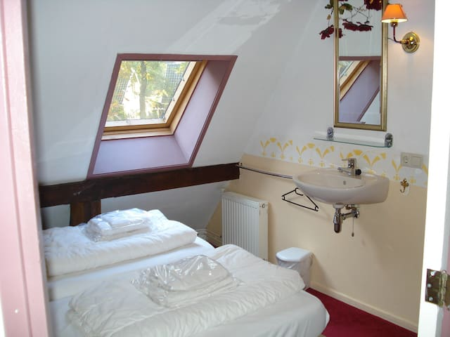14p. accommodatie 'Huize Erven' - Norg - Apartment