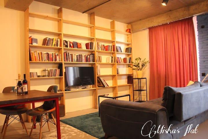 Misha's flat