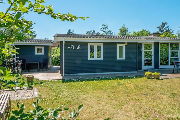 Scenic Holiday Home in Glesborg near Sea