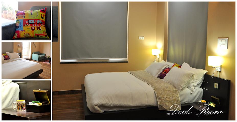 Deck Room - Ajmer - Bed & Breakfast