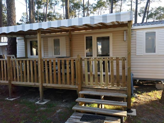 Mobil home Contis camping siblu