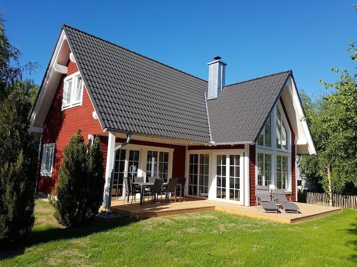 Landhaus Birka - ein Familientraum