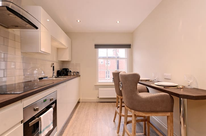 The Harrison Suite - minimum 3 month stay £895PCM