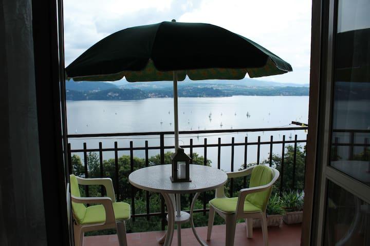 APPARTAMENTO AURORA - Belgirate località Carcioni - Apartment