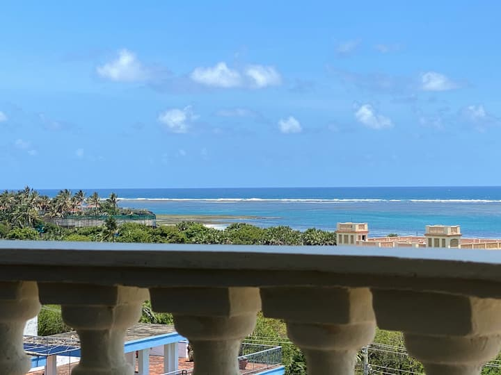 2 Bedroom Sea View Apartment in Nyali - Sanitized