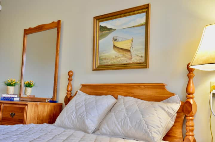 Bouctouche Bay - surrounded by nature  1BED studio