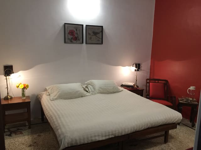 Private suites 203, 204 in a historical villa - ムンバイ - 別荘