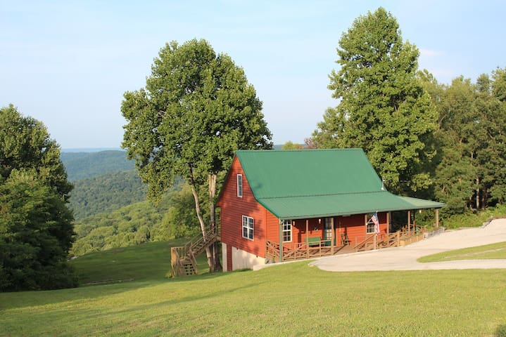 Sunrise Mountain Cabin - Altamont - Chalet