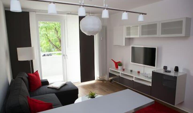Toll gelegene, neu sanierte Wohnung