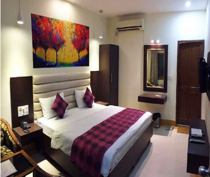 Deluxe Rooms in Heart of Amritsar