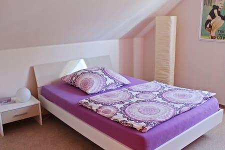 Schöne Wohnung in Bad Oeynhausen - Bad Oeynhausen - Apartmen