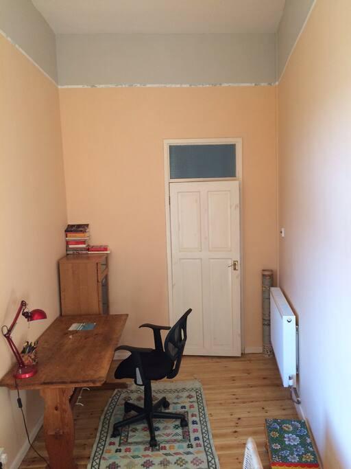 Your bedroom workspace