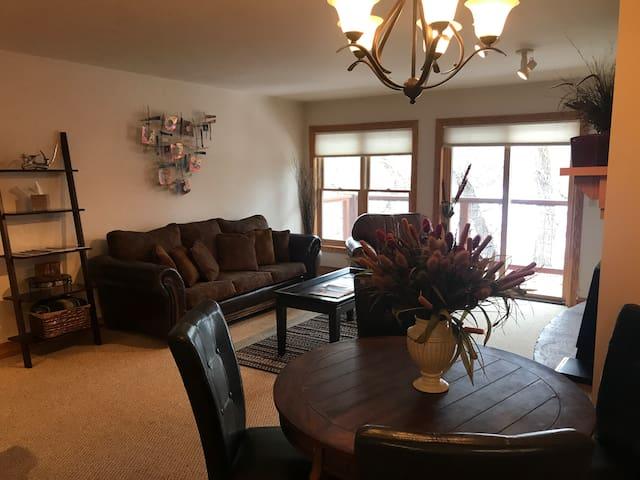 Teton Creek Resort Condo 218