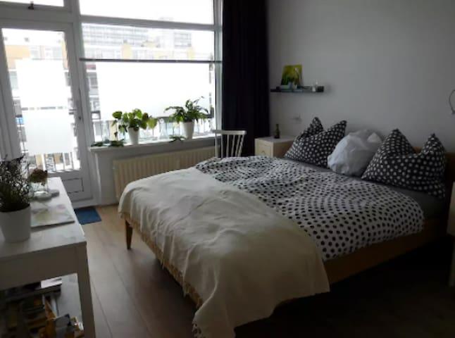 Spacious flat in greenest Utrecht district!