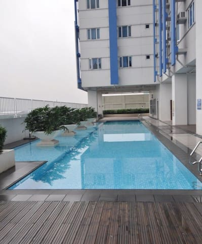 2bedroom Princeton Residences, QC - Quezon City - Condominium