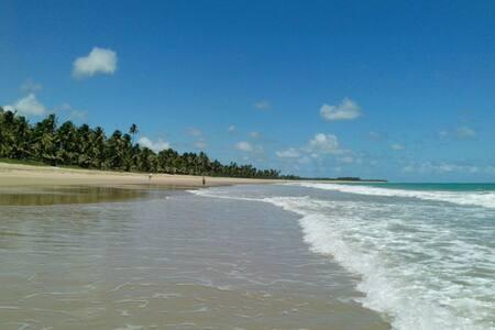 Casa na Praia da Sereia Maceió