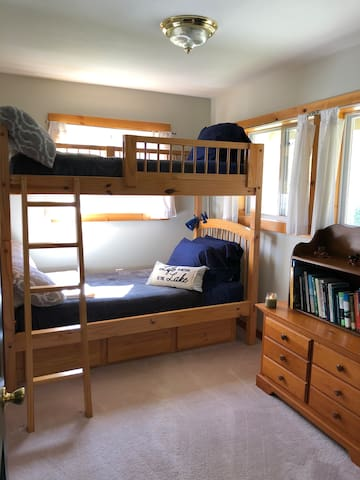 Bedroom #2, sleeps 2.