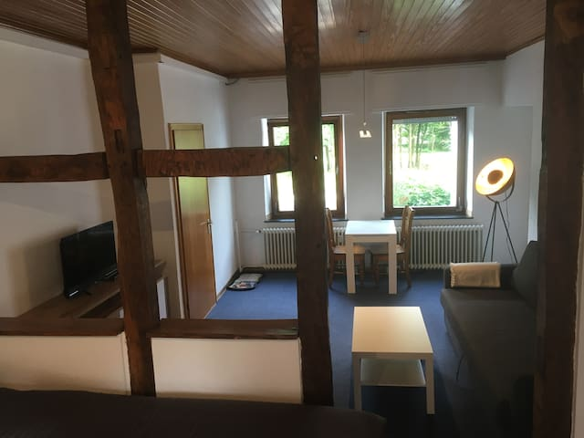 Villa Vennblick - Deluxe Timber-Frame Apartment